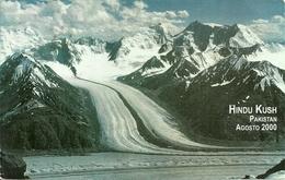 "Hindu Kush (Pakistan) C.A.I. Sez. Modena, 1875-2000 125° Anniv. Spedizione Alpinistica ""Karambar 2000"" - Pakistan"