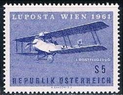 Republik Osterreich, 1961, # 62, MH - 1961-70 Nuovi & Linguelle