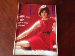 ELLE FRANCE Rivista Magazine 17 Dicembre 1964 N.991 Annie Girardot - Books, Magazines, Comics
