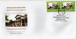 Cote D'Ivoire 2015 UPU Conference Strategique Geneve - UPU (Universal Postal Union)