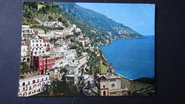 Italia / Positano  Ansicht Von Oben - Um 1984 - Look Scans - Italie