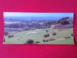 SPAIN POSTAL POSTCARD CARTE POSTALE CAMPO DE ATALAYA GOLF & COUNTRY CLUB ESTEPONA COURSE ANDALUSIA ESPAGNE COSTA DEL SOL - Golf
