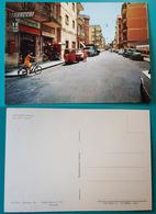 Cartolina Genzano (Roma) - Via XXV Aprile. Non Viaggiata - Italie