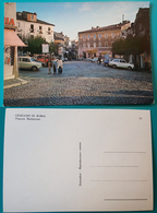 Cartolina Genzano Di Roma - Piazza Buttaroni. Non Viaggiata - Italie