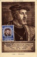 Vaticano 1947 Carlo V Maximum Concilio Di Trento - Maximumkarten (MC)