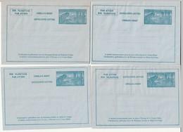 BELGIQUE - ENTIERS POSTAUX - 8 Enveloppes Lettres/Omslag Brief - Neuves - Entiers Postaux