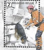 Belg. 2019 - Les Animaux Au Travail ** (chien Sauveteur) - Belgium