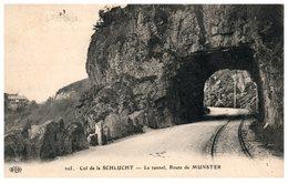 -88-Col De La Schlucht-le Tunnel,route De Munster. - Unclassified