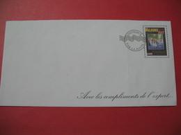 Lettre  -  Entier Postal Valeurs De L'Art - Distribué Par La Poste  - Avec Es Compliments De L'Expert - PAP: Sonstige (1995-...)