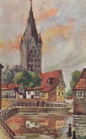PADERBORN, Germany, 1900-10s; Paderquellen Am Dom. - Paderborn