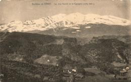 D66  CERET  Le Mas Santol Et Le Canigou - Ceret