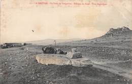 A-19-1917 : LA BASTIDE. LE PALET DE GARGANTUA. DOLMEN DU TORD. VOIE REGORDANE. LOZERE. - Dolmen & Menhirs