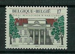 Belgique COB 2782 ** (MNH) - Belgique