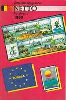 Postrzegelcatalogus Belgie 1990 - Belgique