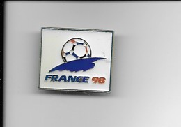PIN'S FRANCE 98 - Football
