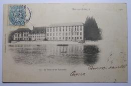 10 BAR SUR SEINE La Seine Et Les Tanneries - Bar-sur-Seine