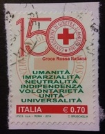 ITALIA 2014 - N° Catalogo Unificato 3544 - 6. 1946-.. Repubblica