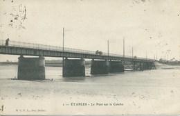 Etaples - Le Pont Sur La Canche - Etaples