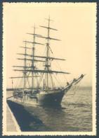 Joseph Conrad Training Ship Bateau école Boat Voilier - Voiliers