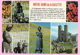 Postcard - Sanctuaire Notre-Dame De La Salette, 1977., France (France To Yugoslavia) - Frankreich