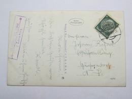 1941 , St.Corona  P. Kammberg  , Stempel  Auf Karte - Briefe U. Dokumente