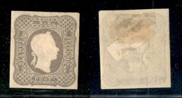 ANTICHI STATI - LOMBARDO VENETO - 1870 - Per Giornali - Ristampe - 1,05 Soldi (R28) - Gomma Originale - Timbres
