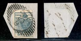ANTICHI STATI - AUSTRIA TERRITORI ITALIANI - Frode Postale - 9 Kreuzer (5) Su Frammento Da Trieste - Timbres