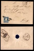 ANTICHI STATI - AUSTRIA TERRITORI ITALIANI - Schlanders - 15 Kreuzer (16) Su Busta Per Praga - Stamps