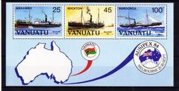 Vanuatu HB 6** Nuevo - Vanuatu (1980-...)