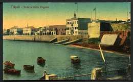 Tripoli - Veduta Dalla Dogana - Non Viaggiata - Rif. 05670 - Libia
