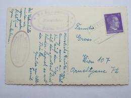 STEYRING  , Klarer Stempel  Auf Karte - Briefe U. Dokumente