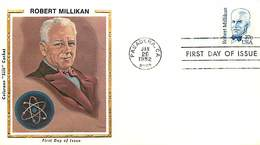 USA - FDC 1982 -  PASADENA - ROBERT  MILLIKAN - FDC