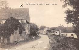 A-19-1966 : THIEVRES. RUE D'ORVILLE - France