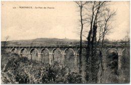 22 PORTRIEUX - Le Pont Des Pourris - Saint-Quay-Portrieux