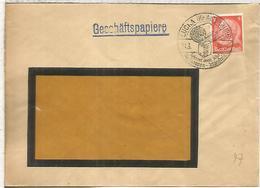 ALEMANIA REICH ALTENBURG 1939 WELLPAPEN INDUSTRIA ACERO STEAL MINERAL - Minerales