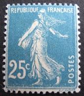 FD/2915 - 1907 -  TYPE SEMEUSE N°140 NEUF** - 1906-38 Semeuse Camée