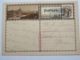 1930 , HERRING , Klarer Stempel  Auf Karte - Briefe U. Dokumente