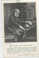 César Franck. Musées Royaux D'Art Et D'Histoire, Bruxelles. P.H. 229a - Histoire