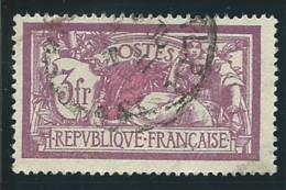 FRANCE: Obl, N° YT 240, TB - 1900-27 Merson