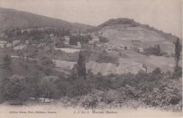 CPA Mornex  (Salève) - France