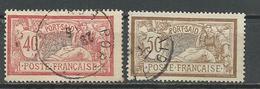 PORT-SAID Scott 28, 29 Yvert 30, 31 (2) O 11,00 $ 1902 - Port-Saïd (1899-1931)