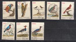Vaticano - 1989 - Uccelli - Vatican