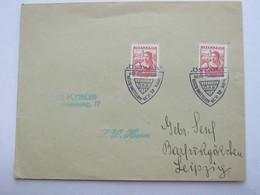 1935 , Wien - Arbeit Im Ausland- Ausstellung  , Klarer Sonderstempel Auf Brief - Briefe U. Dokumente