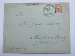 1933 , Wien , Reklame -Ausstellung  , Klarer Sonderstempel Auf Brief - Briefe U. Dokumente