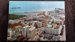 CPSM BEIRA MOZAMBIQUE VUE AERIENNE VISTA ARERA AERIAL VIEW 1963 - Mozambique