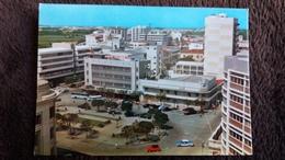 CPSM BEIRA MOZAMBIQUE PRACA DR ARAUJO DE LACERDA AUTO BUS  1963 TIMBRE PAPILLON - Mozambique