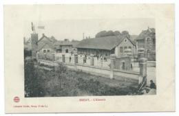 CPA BRUAY, L'ABATTOIR, PAS DE CALAIS 62 - France