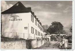 GU 21 - (64)  HOTEL DES TOURISTES  - HOPITAL SAINT BLAISE  -  2 SCANS - Frankreich