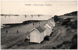 22 PAIMPOL - Pointe De Guilben - Les Cabines - Paimpol