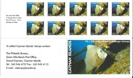 CAYMAN Islands. 2006. Booklets.Booklet. Carnet. MARINE LIFE,FAUNA - FISHES. MNH - Kaimaninseln